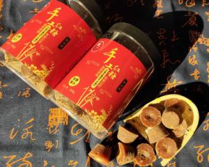 巧小欣手工红糖:优质原料+18道传统熬糖手艺才能做出纯正红糖