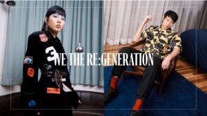WE THE RE:GENERATION 我们:创享未来