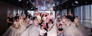 罗卡芙家纺携手《时尚新娘》打造刷爆朋友圈的FIRST LOOK