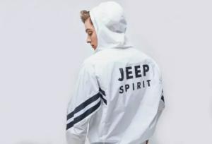 JEEP SPIRIT时尚不俗衣品 彰显年轻活力的个性之选