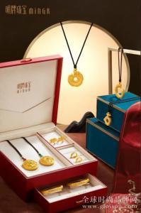 明牌珠宝传家金:凤冠霞帔十里红妆,与君联袂,共赴白头